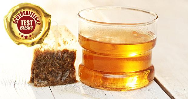 Blesk nechal v laboratoři otestovat bylinné čaje na nachlazeni.