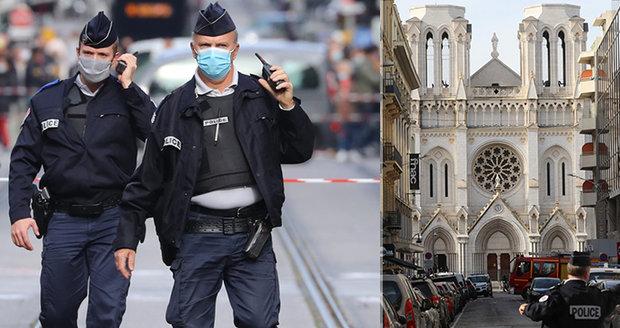 Útočník s nožem zabíjel před kostelem ve Francii: Dvěma obětem uřízl hlavu! Úřady mluví o terorismu