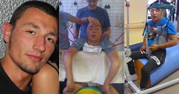 Mladí kamarádi měli vážnou nehodu na motorce: Řidič David zemřel, Jára zůstal v bdělém kómatu