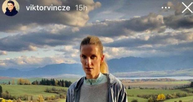 Adela Vinczeová dnes