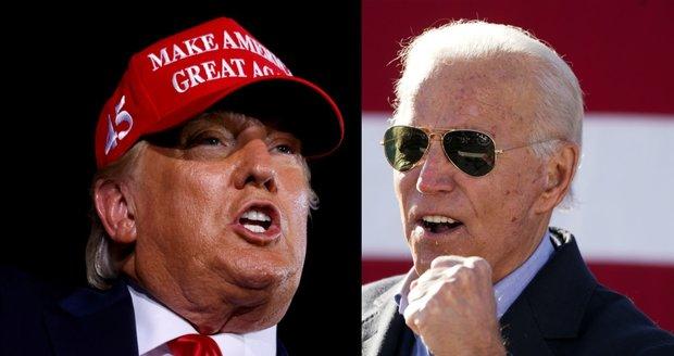 ONLINE: Trump vs. Biden. USA volí nového prezidenta, přes 100 milionů lidí už hlasovalo