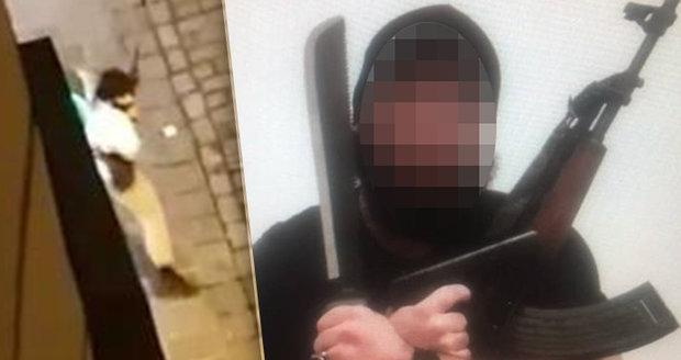První foto útočícího islamisty: Hrozby mladíka (†20) prý úřady nebraly vážně