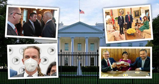 """Trump, nebo Biden? Čeští politici jsou nerozhodní. Důvody pro své """"favority"""" mají různé"""