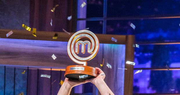 Vítěz MasterChefa 2020 Roman Staša