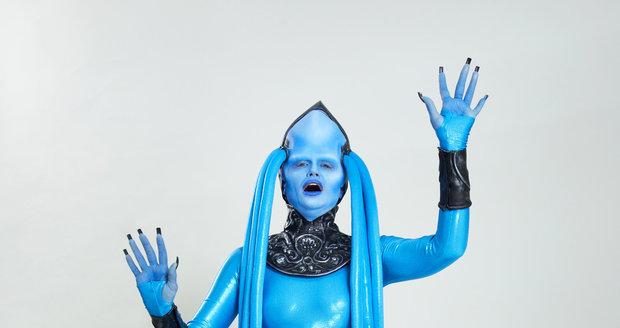 Tvoje tvář má známý hlas: Erika Stárková jako Diva Plavalaguna z filmu Pátý element