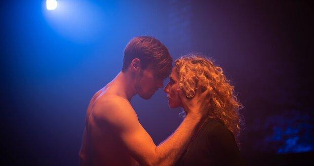 Dominik Vodička a Eva Krejčířová natočili taneční videoklip.