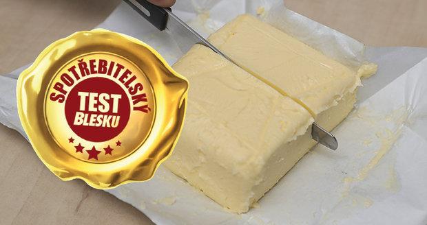 Ročně spořádáme dvacet kostek másla na osobu. Jak kvalitní je to z obchodů?
