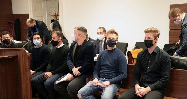 Městský soud v Praze řešil kauzu týkající se údajného kuplířství v gayclubu Escape.