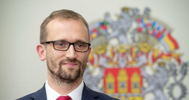 Náměstek pražského primátora pro finance Pavel Vyhnánek (Praha Sobě)