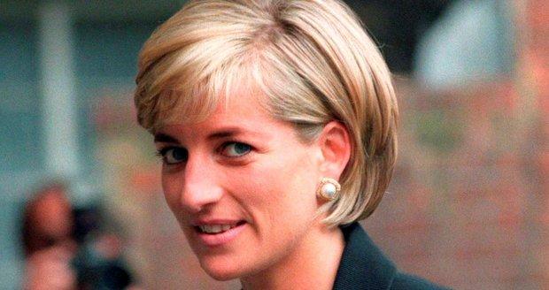 Princezna Diana uměla být tváří charit.