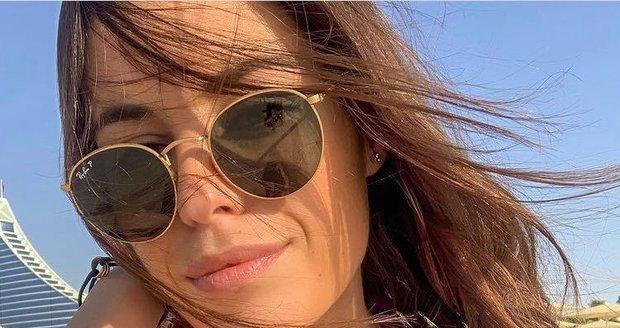 Tereza Budková je v Dubaji