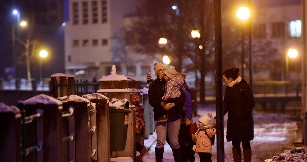 Zimní počasí v Česku (prosinec 2020)