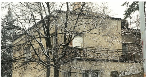 Dům Josefa Abrháma a Libuše Šafránkové