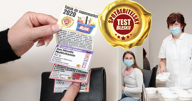Už v pátek najdete všechny výherce spotřebitelských testů za rok 2020 v tištěném Blesku a na Blesk.cz