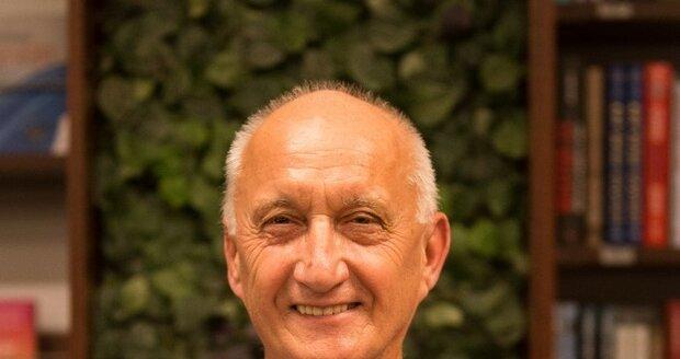 Spisovatel Jozef Banáš