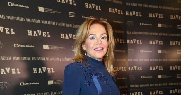 Dagmar Havlová má trable s vilou