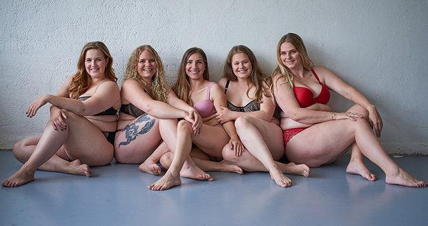 Cílem projektu Tělo s příběhem je ukázat ženské tělo, jaké skutečně je.