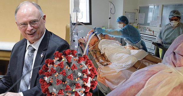 Koronavirus ONLINE: 10 271 mrtvých v ČR. U sousedů do karantény a senátor (†76) zemřel