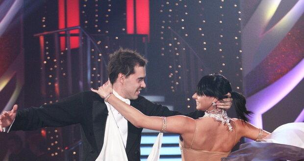 Filip Sajler nemá na tanec vlohy, ale Veronika ho dokáže rozhejbat