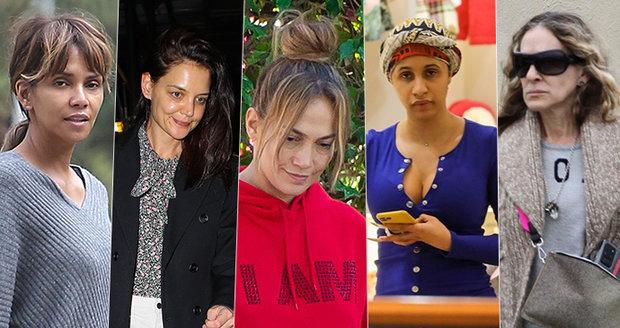 Celebrity bez makeupu.
