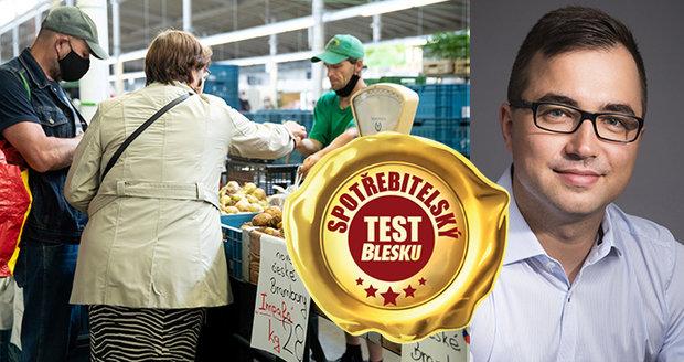 Ombudsman Blesku Lukáš Zelený radí, jak reklamovat vadnou potravinu.