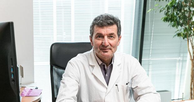 Profesor Lukáš patří k našim předním odborníkům na idiopatické střevní záněty.