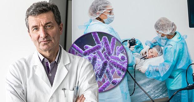 Prof. MUDr. Milan Lukáš, CSc. popisuje, na čem  všem se v těle podepisuje náš trávicí systém.