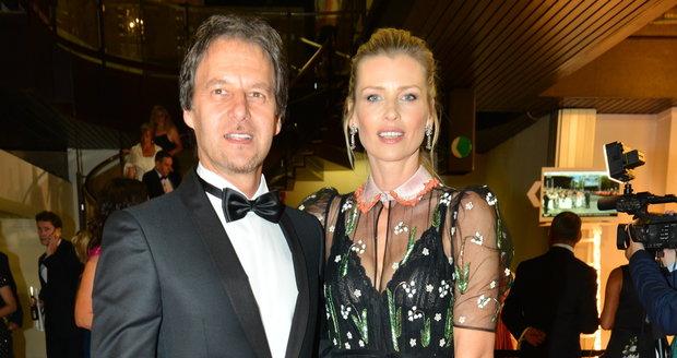 Daniela Peštová a Paľo Habera