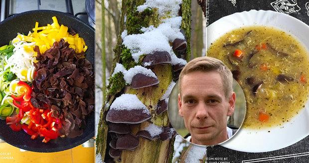 Zimní houbaření je letošní hit.