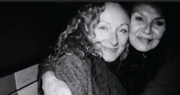 Alice Kovácsová s Věrou Gondolánovou