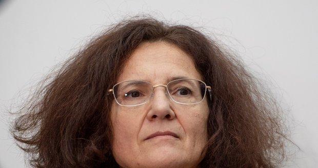 Pražská radní Milena Johnová (Praha Sobě)