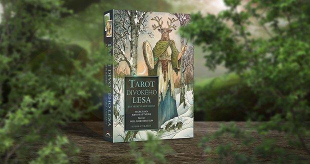 Recenze: Tarot divokého lesa vás povede tajemnou cestou poznání
