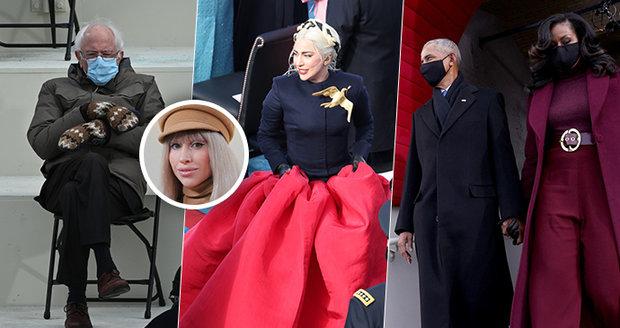Módní kritička Blesku Inta T.: Kdo na inauguraci bodoval víc než první dáma?