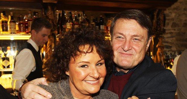 Ladislav Štaidl et Jitka Zelenková