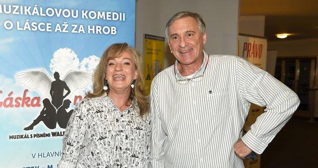 Jan Čenský, Sandra Pogodová