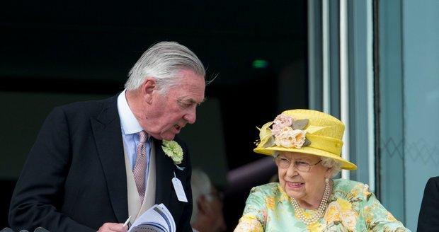 Zemřel Lord Vestey, blízký přítel královny Alžběty