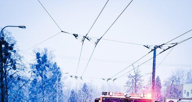 Zima v Česku
