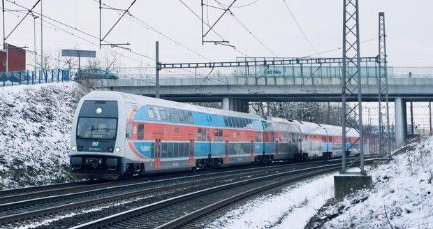 Vlak CityElephant.