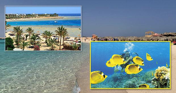 Egypt patří mezi nejoblíbenější destinace českých dovolenkářů.