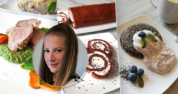 Autorkou zdravých receptů je výživová poradkyně Tereza Kubešová