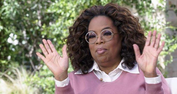 Vévodové ze Sussexu v ukázce z rozhovoru s Oprah Winfrey