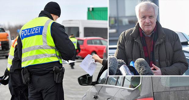 Deutschland wird die Grenzkontrollen bis Ende März verlängern.  Der Minister sandte eine Nachricht an die Tschechische Republik