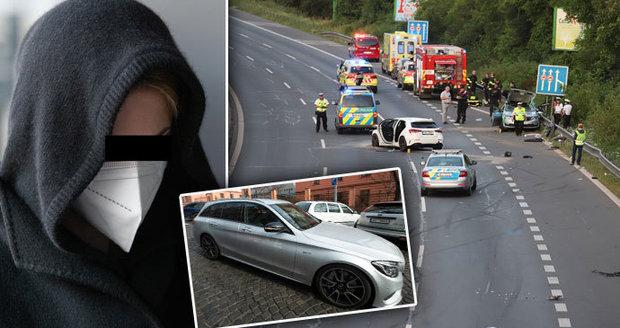 Jitka R. v opilosti způsobila nehodu, při níž zemřel policista.