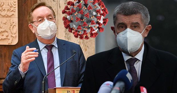 Coronavirus ONLINE: les magasins en République tchèque ouvriront-ils au plus tard le 3 mai?  Et 22 morts après une fuite d'oxygène
