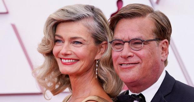 Pořízková a Sorkin měli druhé rande na Oscarech.