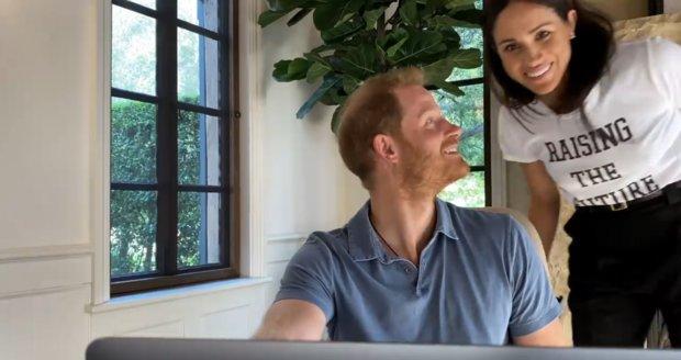 Harry a Meghan v novém dokumentu o duševním zdraví The Me You Cant See