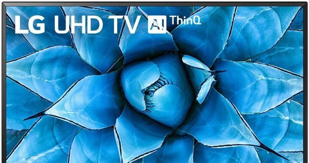 Televize LG  49UN7300 - 123cm