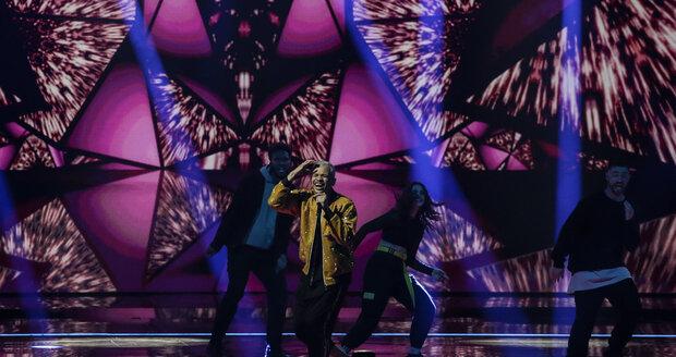 Ben Cristovao na Eurovizi