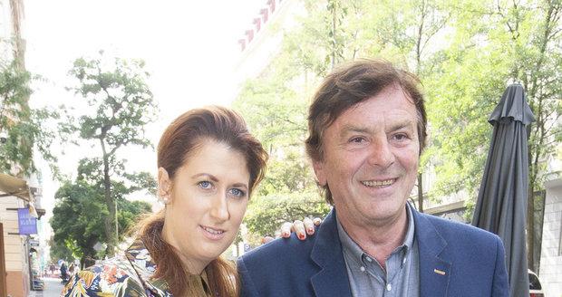 Manželé Monika a Pavel Trávníčkovi