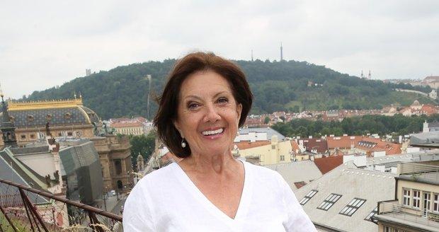 Marie Rottrová vypadá neskutečně, a to letos slaví 80